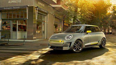 保有獨特經典 Mini Electric Concept預計2019年量產上市
