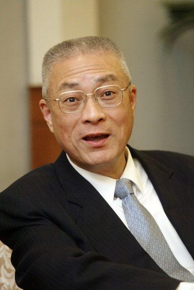 吳敦義,於2012年總統大選,擔任馬英九的副手搭檔,當選後請辭閣揆。 本報資料照