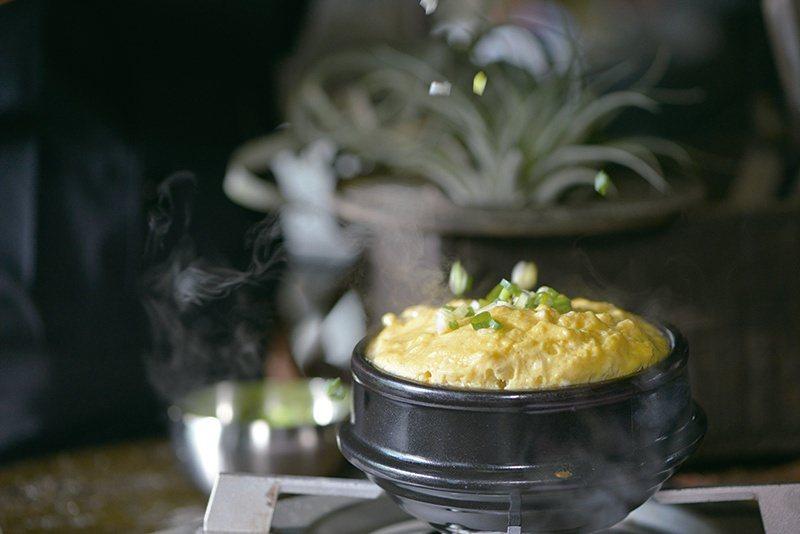 韓式雞蛋蒸80元