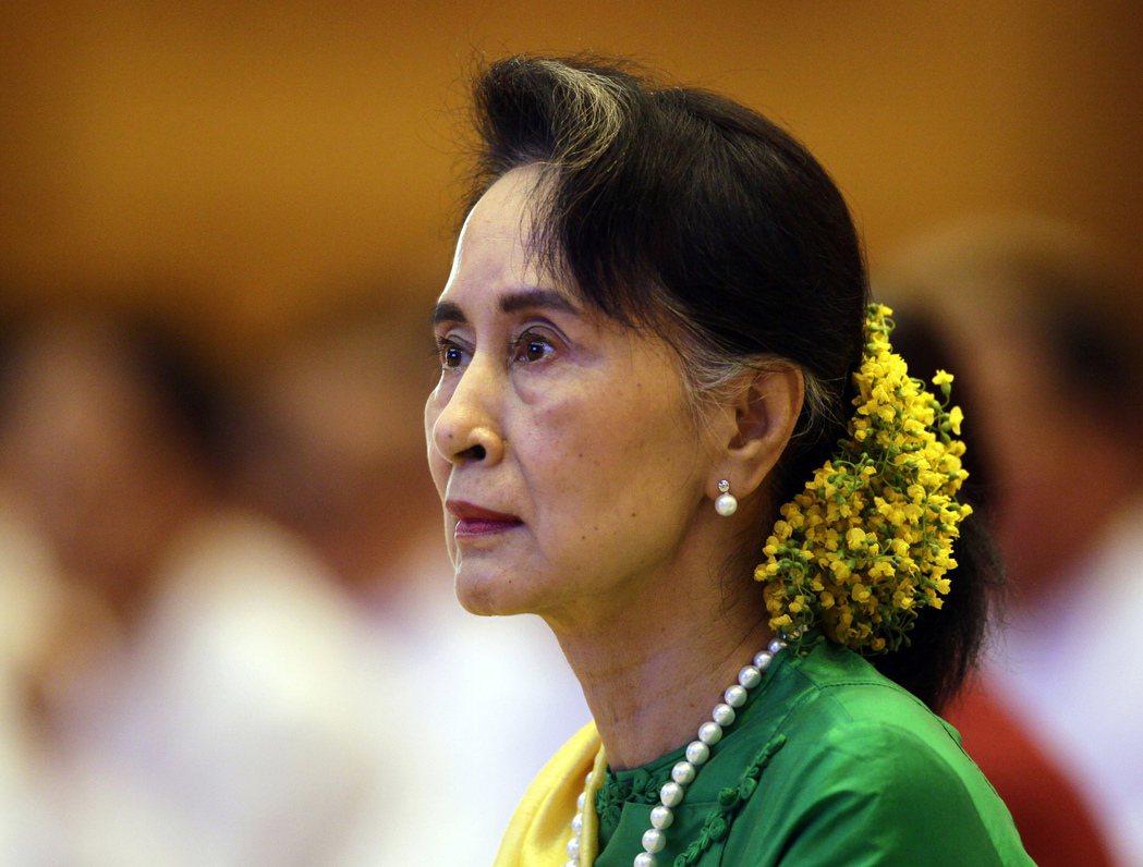 翁山蘇姬對羅興亞人處境視而不見,引起批評。美聯社
