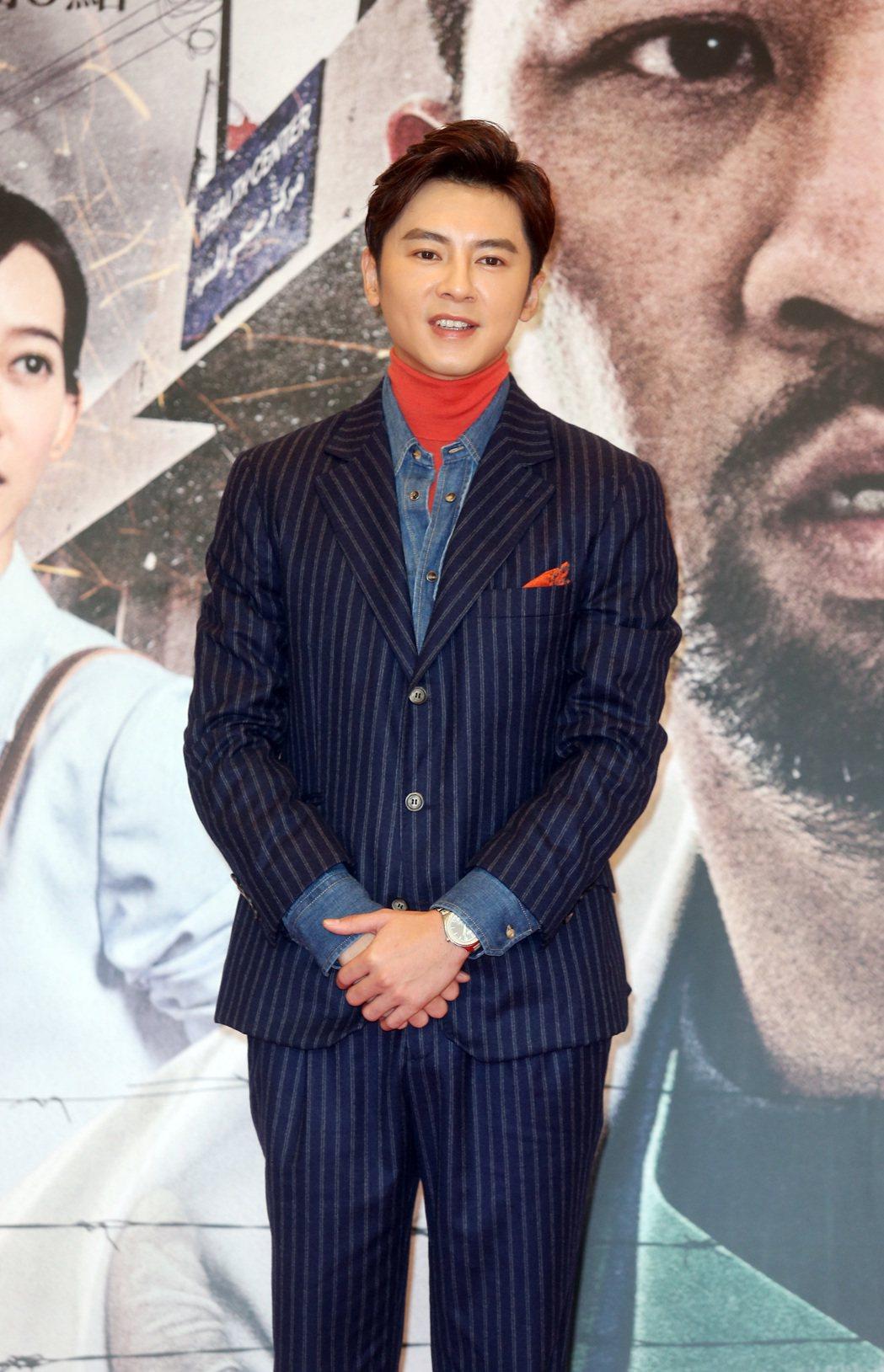 公視「麻醉風暴2」首映記者會下午舉行,演員李國毅出席。記者曾吉松/攝影