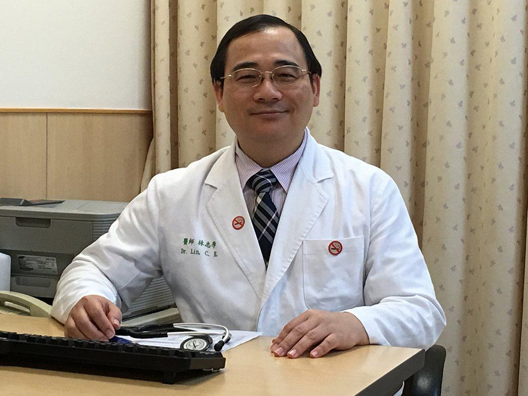 中國醫藥大學附設醫院老人醫學科主任 林志學醫師 圖/林志學醫師 提供