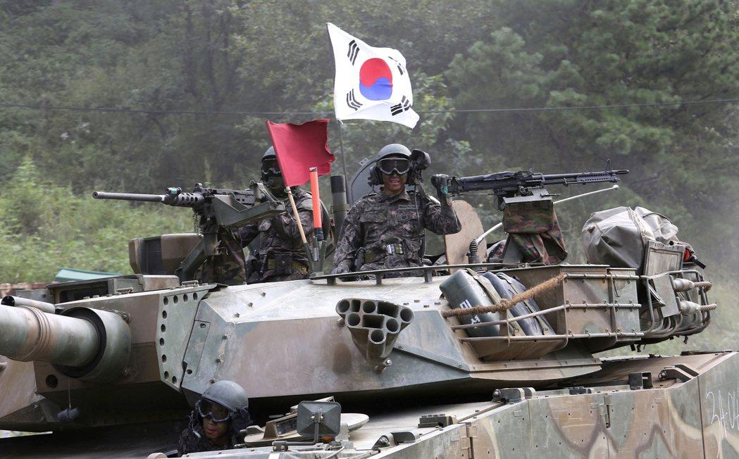北韓試爆氫彈成功,除媒體要南韓「硬起來」之外,網友也在青瓦台請願網站發起連署修法...