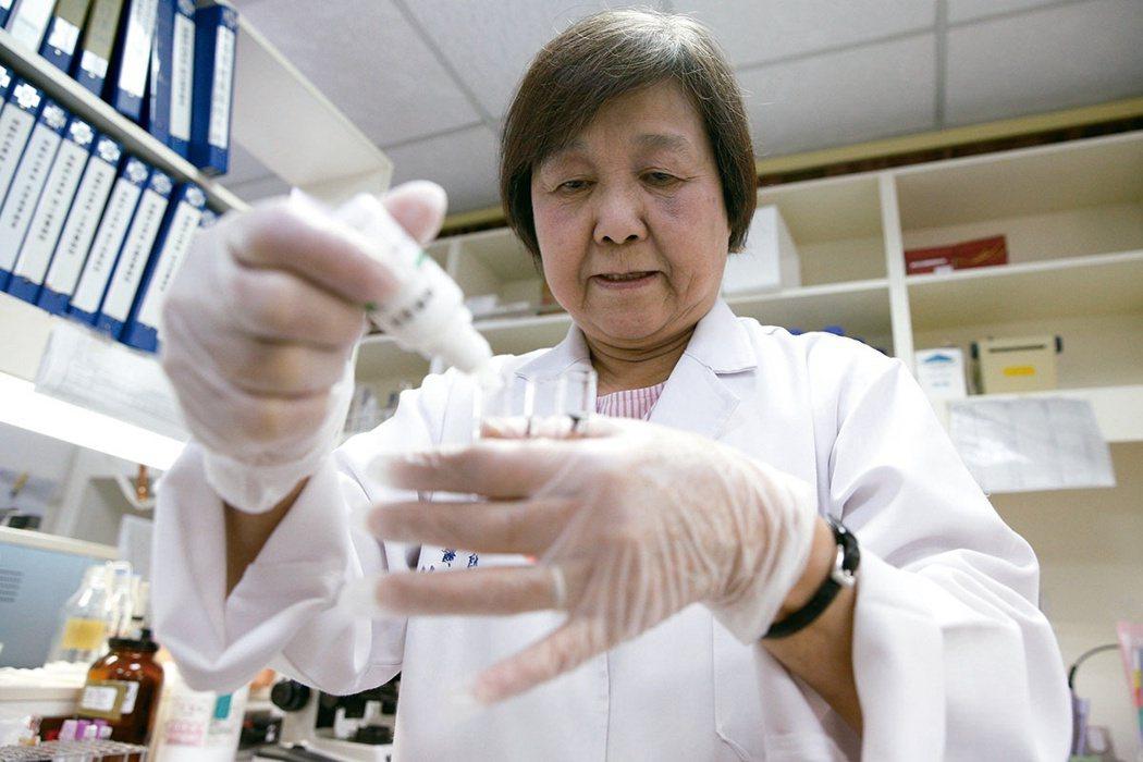 建立捐血制度的馬偕醫院醫師林媽利