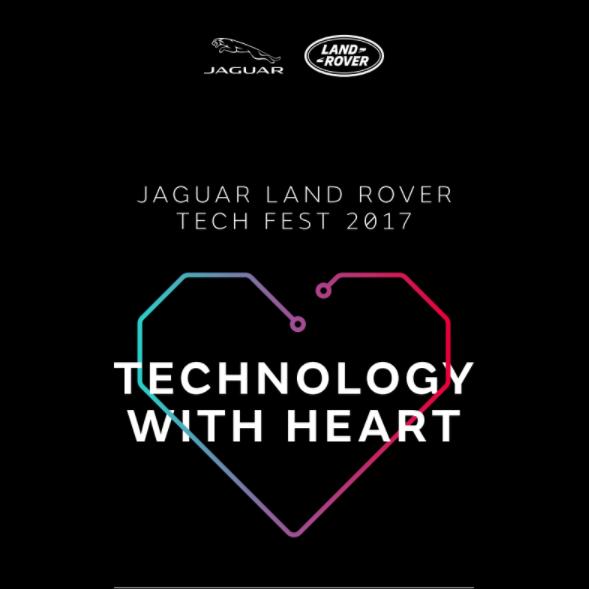 倫敦藝術大學將於9月8日舉辦為期三天的2017科技嘉年華(Tech Fest)。 摘自Jaguar