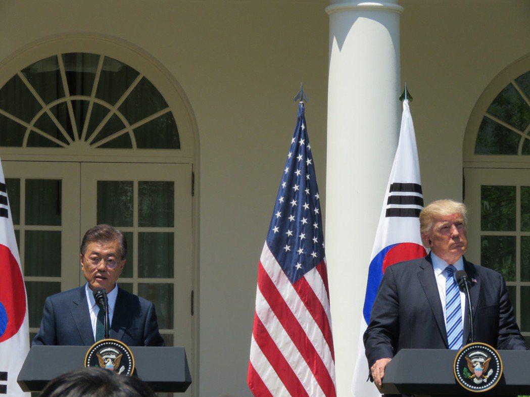 北韓試爆氫彈 川普熱線文在寅、梅克爾