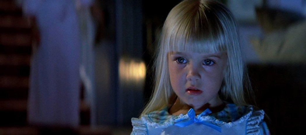 海瑟歐魯克是貫串「鬼哭神號」系列的要角。圖/摘自imdb