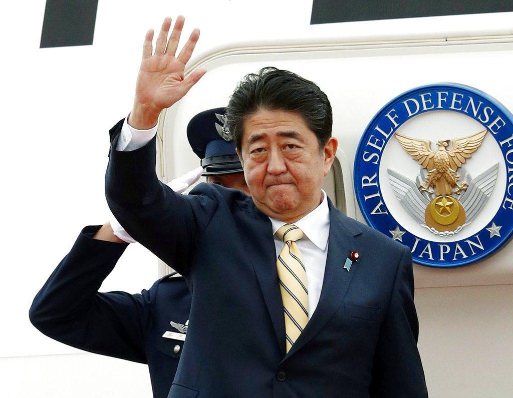 安倍赴海參崴 將與蒲亭會談北韓情勢