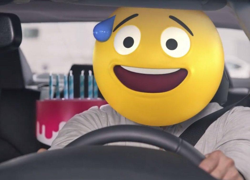 摘自creativity-online.com (Toyota Cautious)