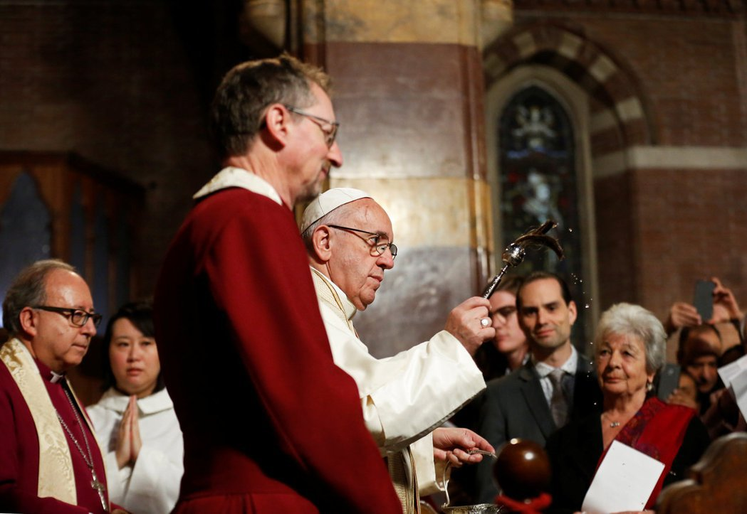 環保議題一直是教宗方濟各相當重視的公共事務,如今羅馬面臨缺水困境,梵諦岡也願意與...