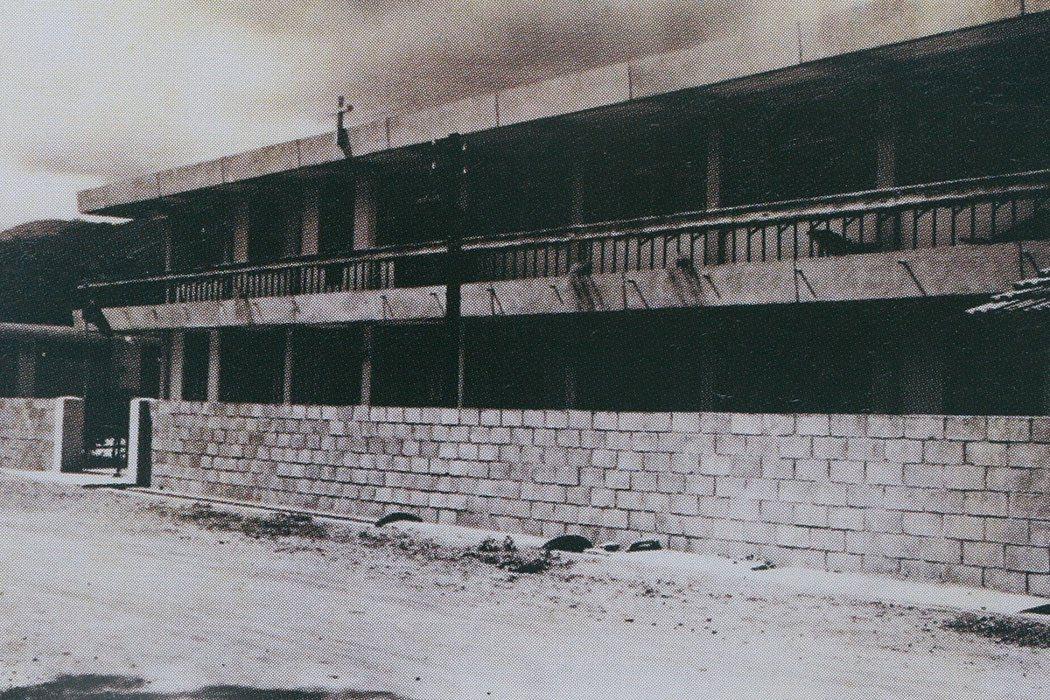 50年前甫成立的台東縣關山鎮聖十字架療養院。