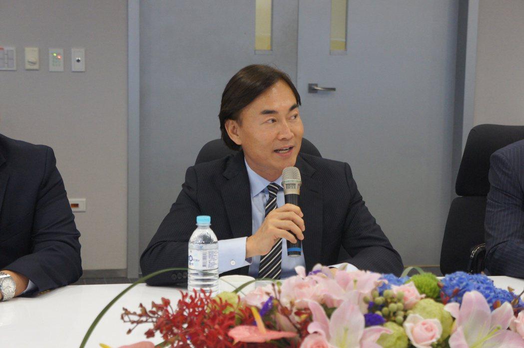 TAVAR協會理事長崔震東指出,此次合作的推進,對TAVAR來說非常有意義,象徵...