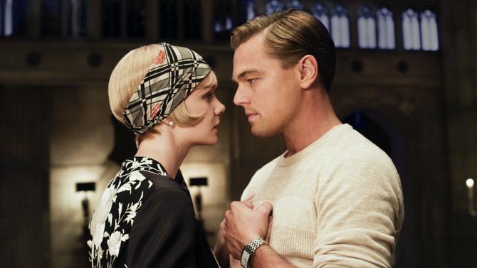 凱莉穆里根與李奧納多狄卡皮歐合演「大亨小傳」。圖/華納兄弟提供