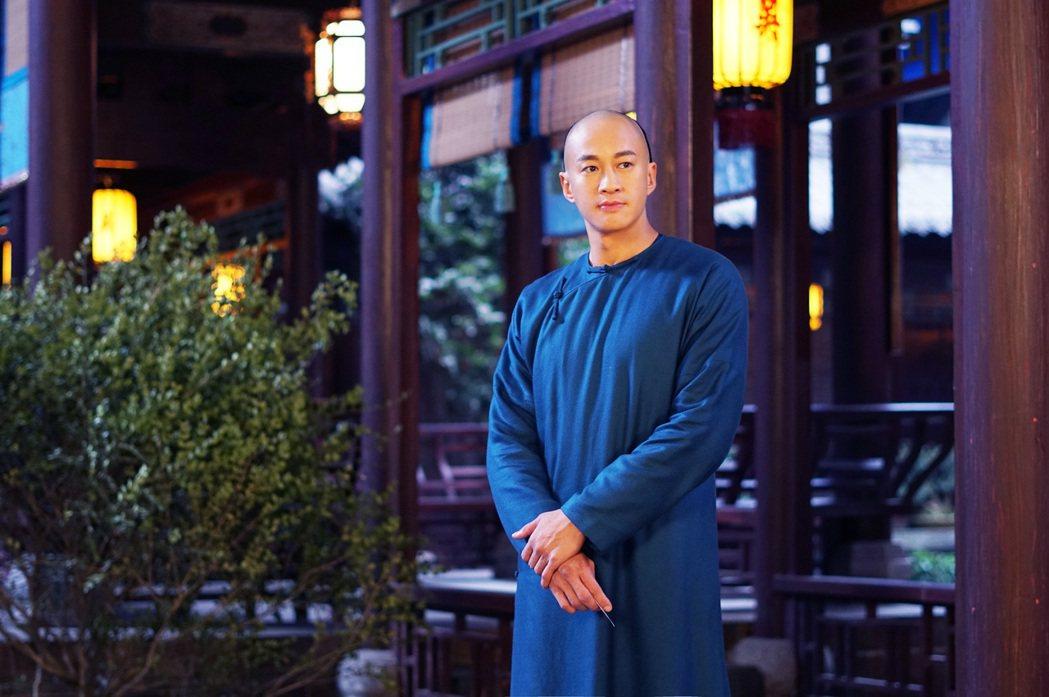何潤東演出的「那年花開月正圓」叫好叫座。 圖/達騰娛樂提供
