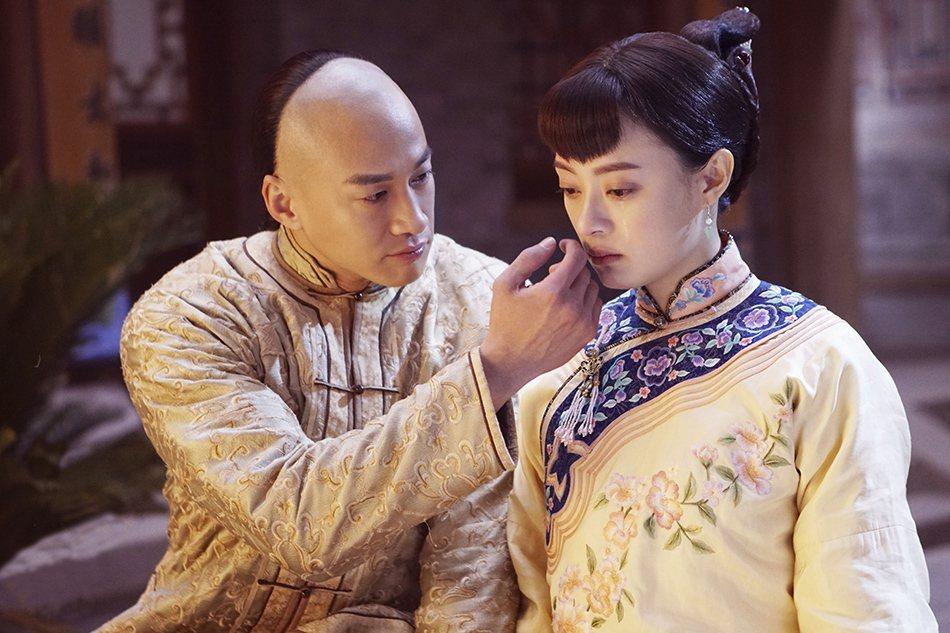 何潤東(左)和孫儷演出的「那年花開月正圓」叫好叫座。 圖/達騰娛樂提供