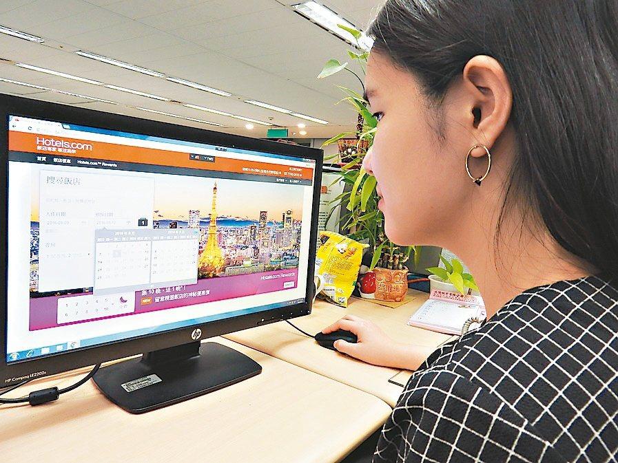 通常國外旅行社、訂房網站一次會訂幾十間房左右,以量制價下,一定會有優惠,台灣旅客...