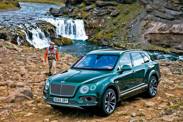 Bentley客製化部門「Mulliner」推出Bentaga fly Fish...