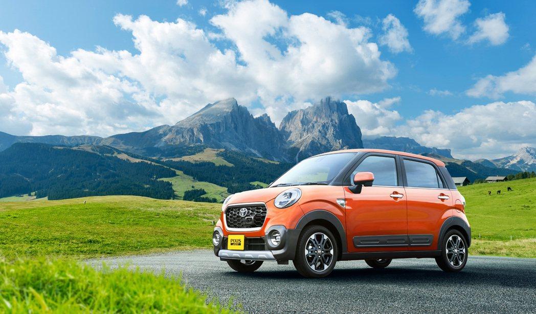 K-Car 指的是排汽量 600c.c 以下、車寬 1480mm 以內的輕型車款,日本於二戰後相當盛行。 摘自 Toyota