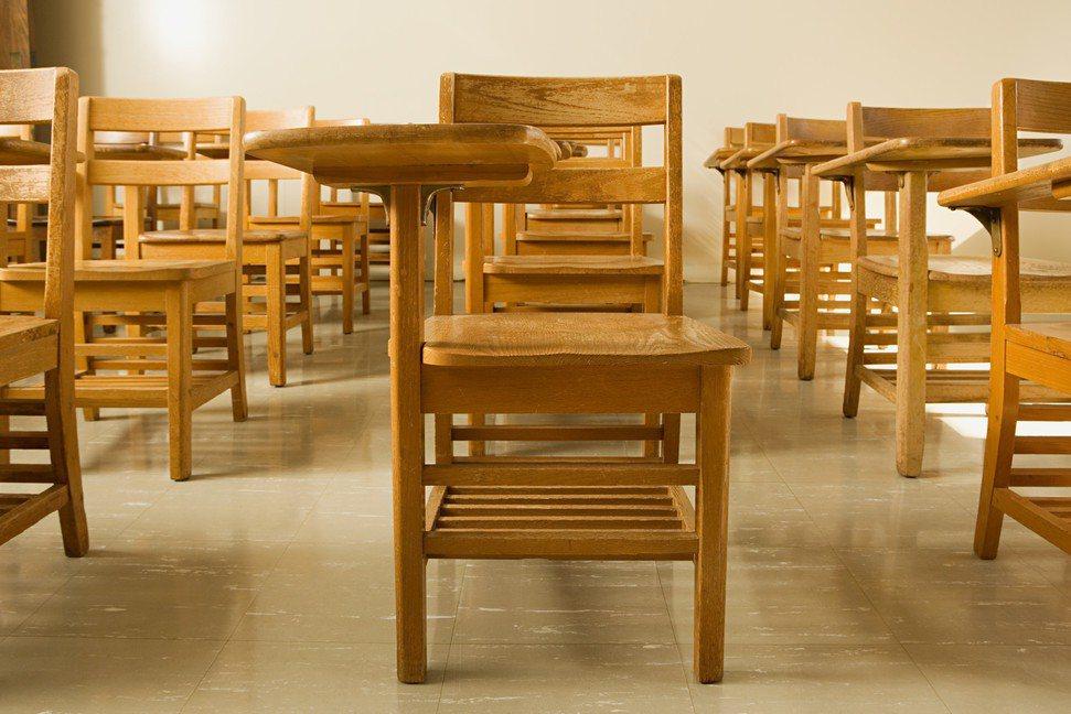 教室示意圖。圖/Ingimage