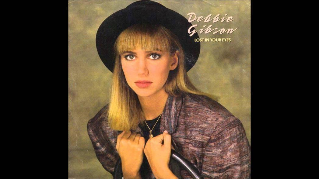 黛比吉布森曾是紅極一時的樂壇小天后。圖/翻攝自YouTube