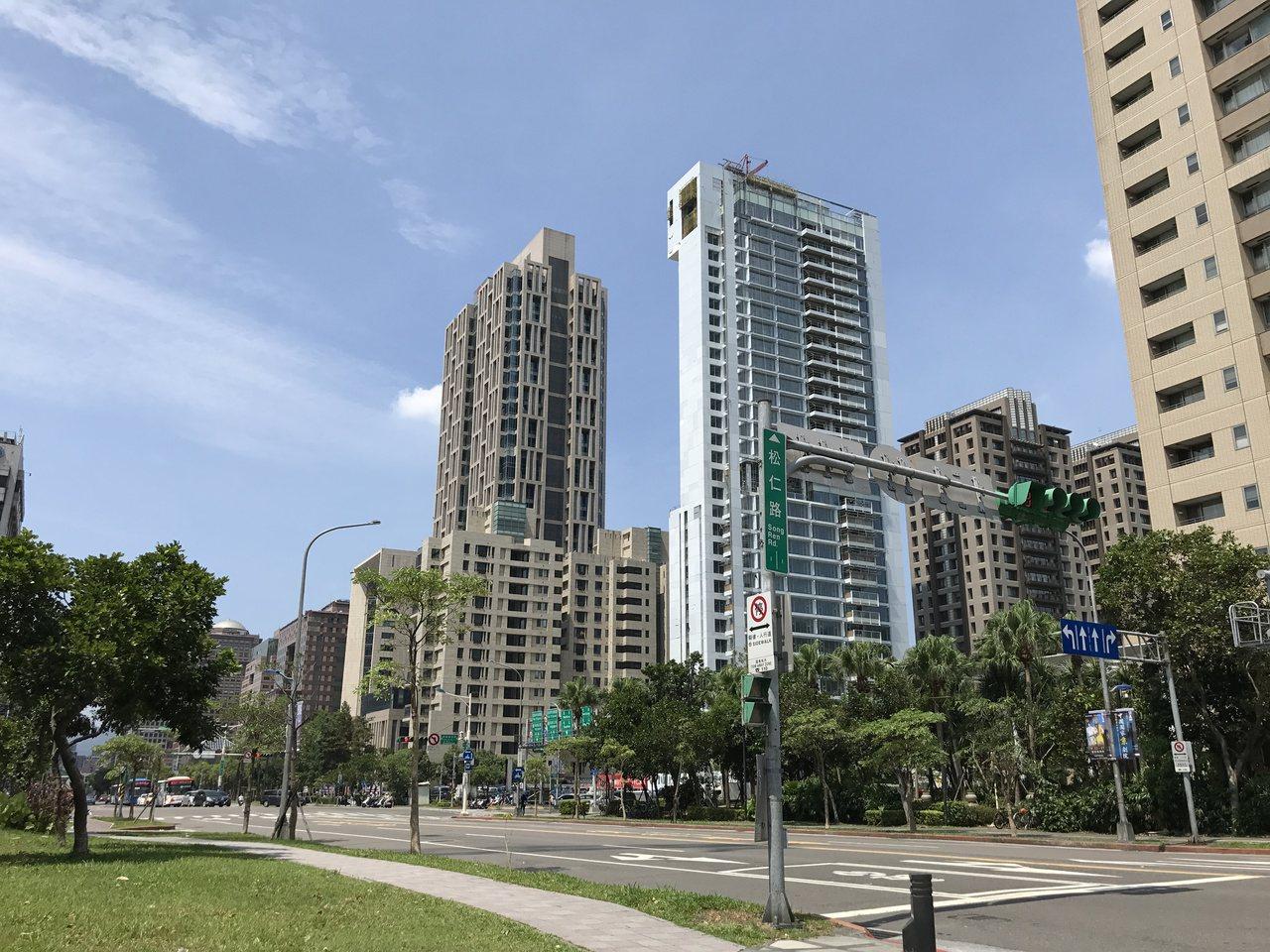 住展雜誌發布北台灣新建案市況風向球。本報資料照