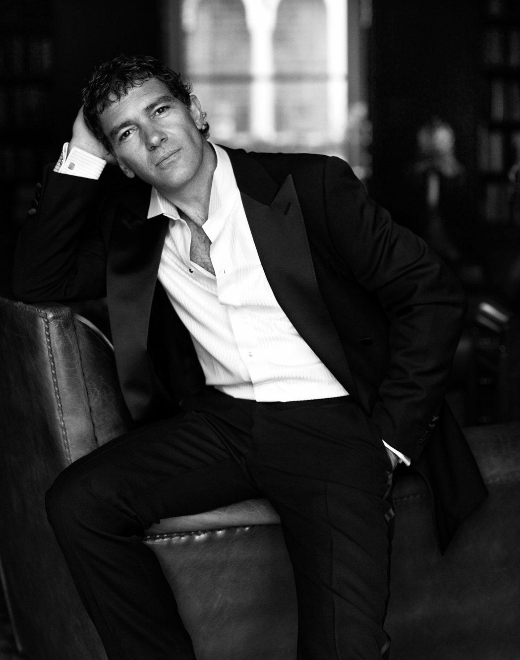 安東尼奧班德拉斯將主演第2季的「世紀天才」。圖/國家地理頻道提供
