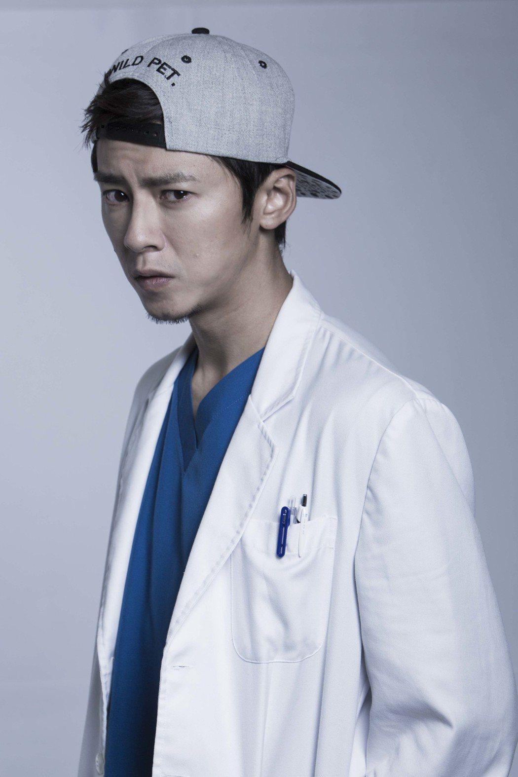 李國毅演出「麻醉風暴2」壓力大。圖/KKTV提供