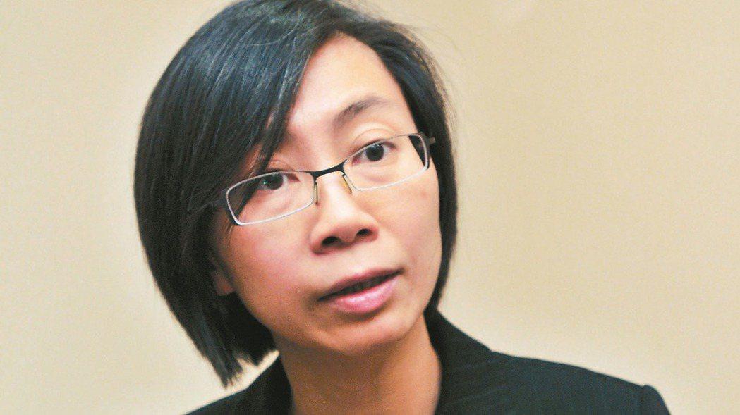 資策會數位服務創新研究所副所長林玉凡。 報系資料照