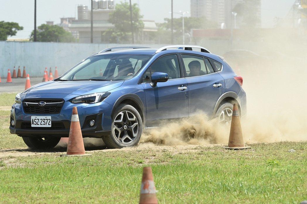 Subaru 提供