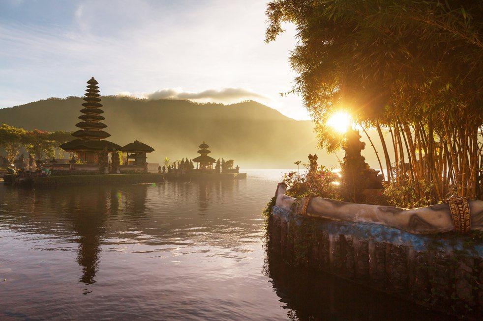 印尼峇里島水神廟。圖/ingimage