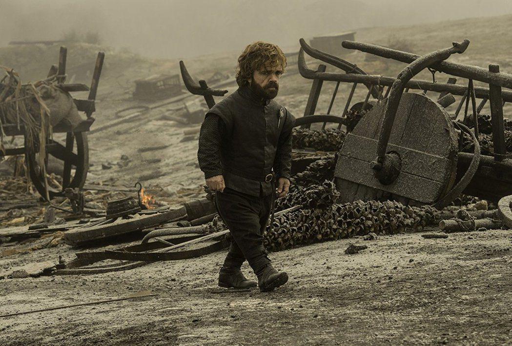 「冰與火之歌:權力遊戲」小說進度落後影集,書迷陷入掙扎。圖/摘自HBO