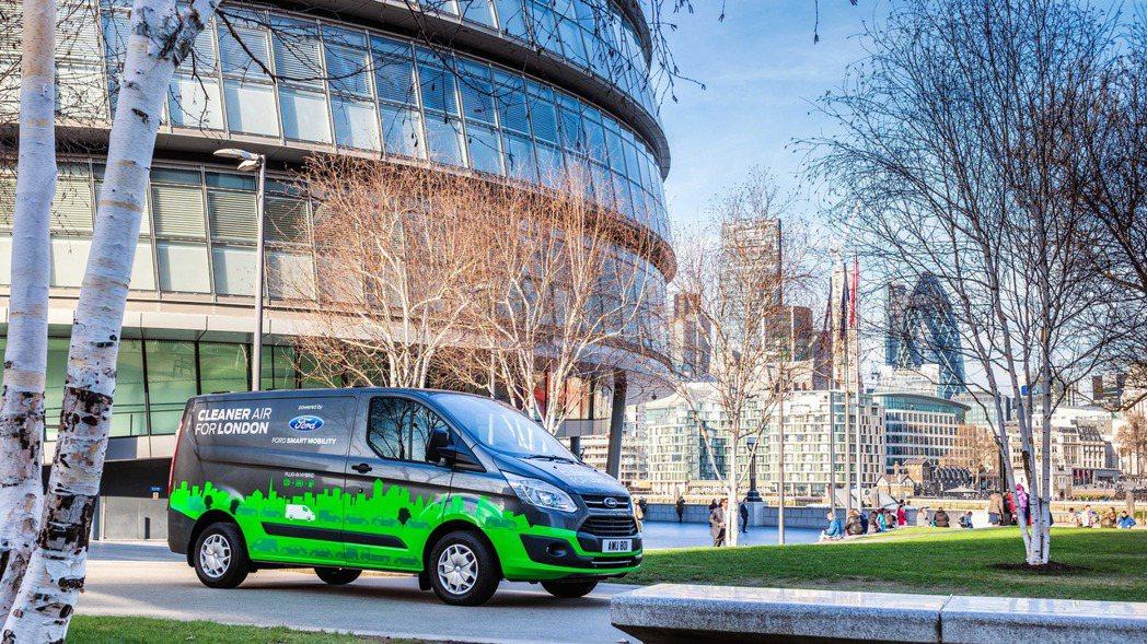 Ford近幾年也將心力大量投入在綠能環保科技,無論Hybrid、PHEV、EV等...