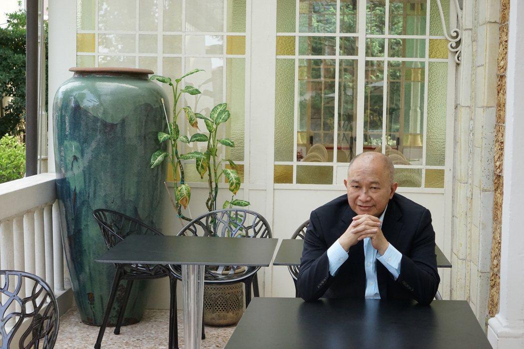 吳宇森執導新片「追捕」找來福山雅治、金馬影帝張涵予及河智苑主演。圖/華映提供