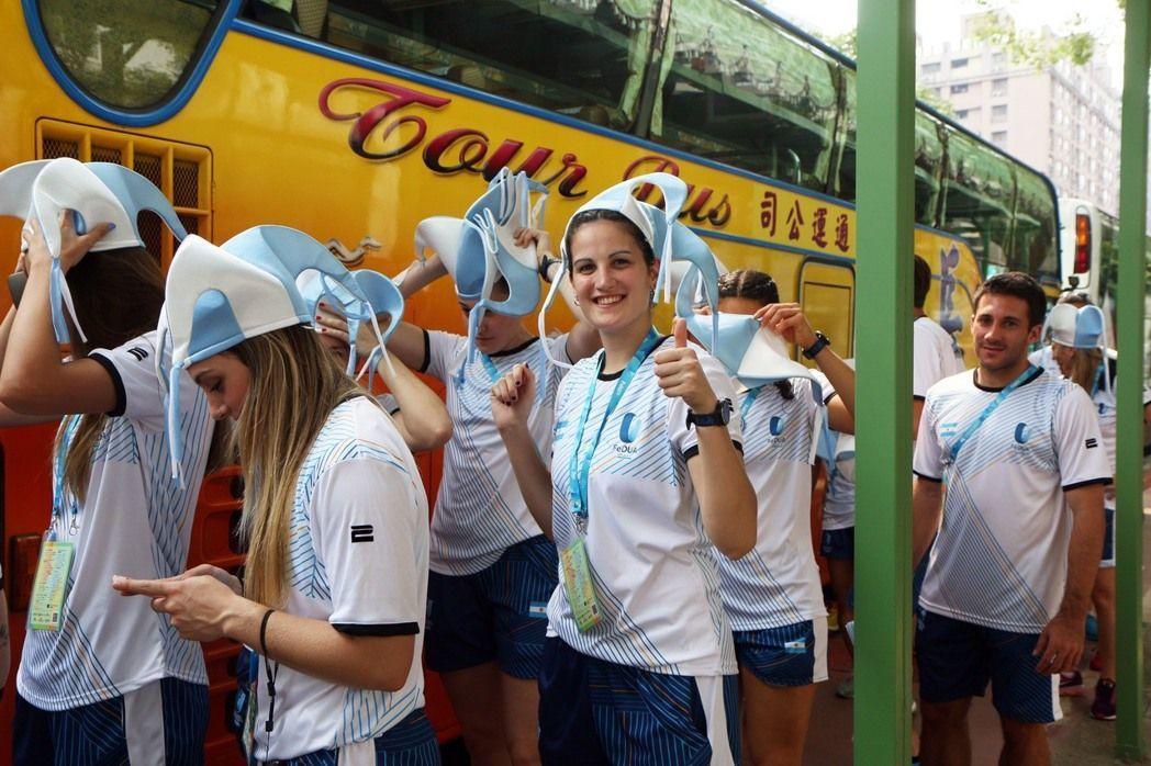 台北世大運期間,警察幫助外籍選手找回許多遺失物,讓外籍選手對台灣留下深刻印象。 ...