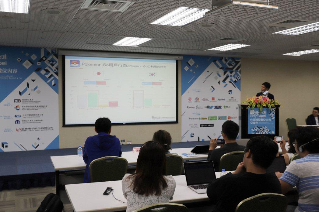東南亞遊戲市場受矚目外,Fuller執行長渋谷修太另針對日、韓社交、遊戲APP趨...