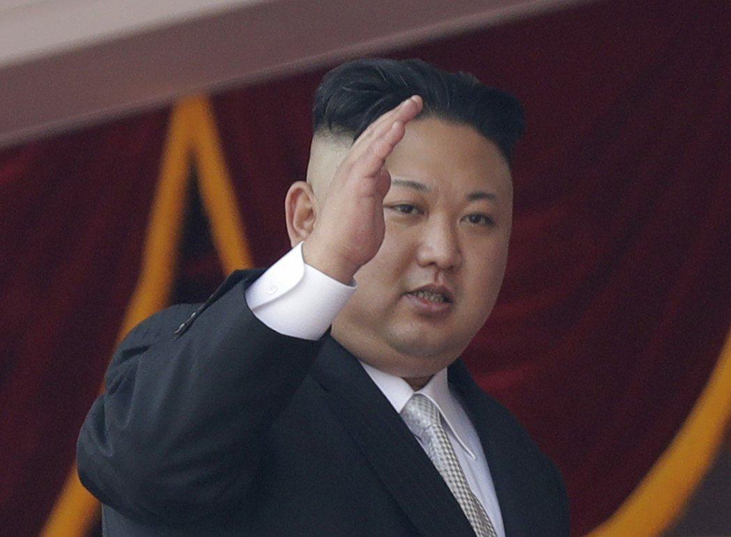 北韓最高領導人金正恩常挑特定時機進行試射飛彈或核試爆。 (美聯社)