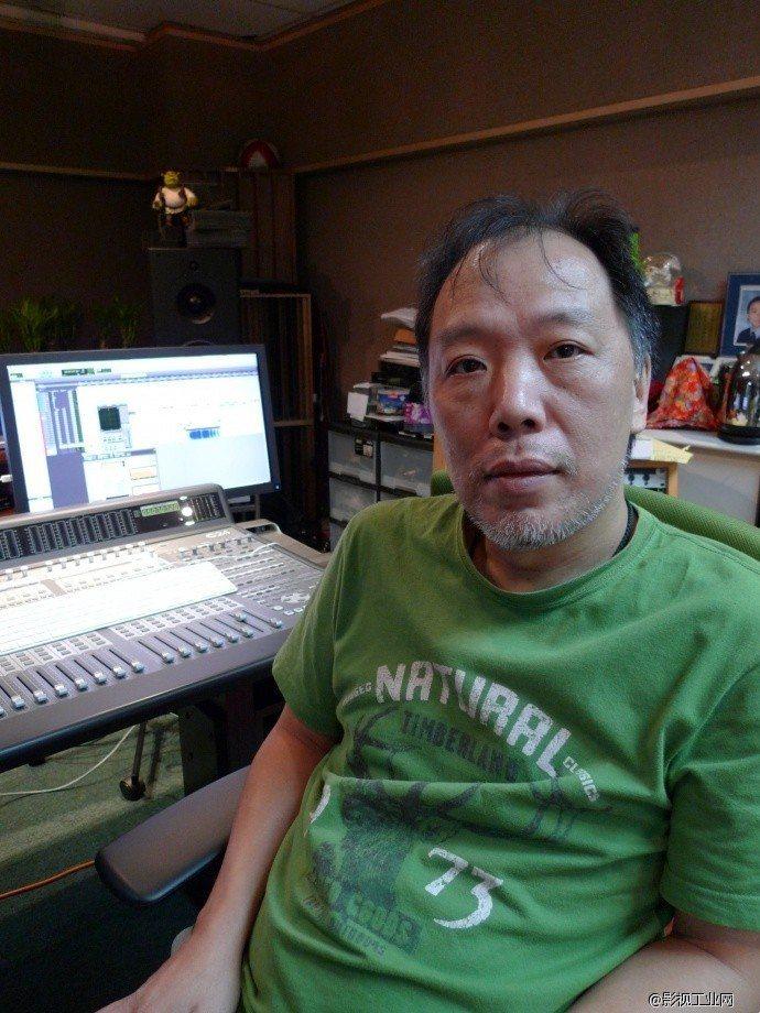 香港音效大師曾景祥癌逝。圖/摘自微博