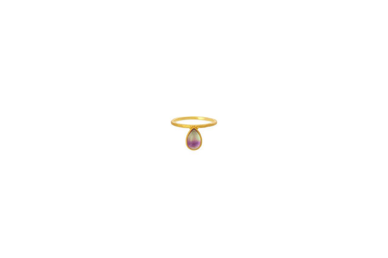 瑩泉戒指,13,900元。圖/agete提供