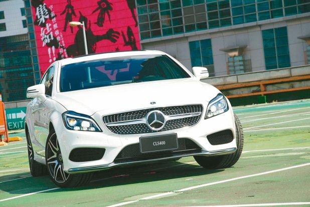 Mercedes-Benz CLS400 AMG Final Edition。 ...