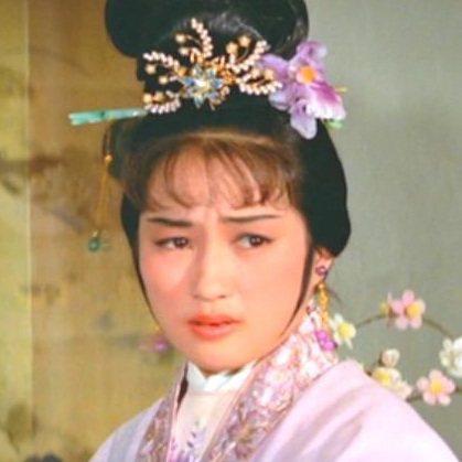秦萍第一次挑大梁就在「血手印」演女主角。圖/摘自HKMDB