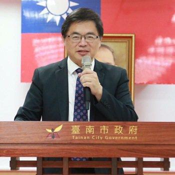 台南市代理市長李孟諺。圖/翻攝自臉書