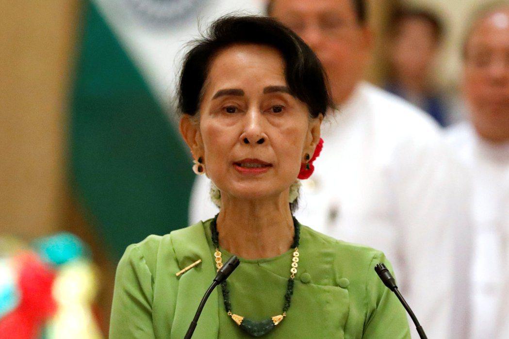 緬甸領導人翁山蘇姬下週將對若開邦(Rakhine)人道危機發表談話,這將是若開邦...