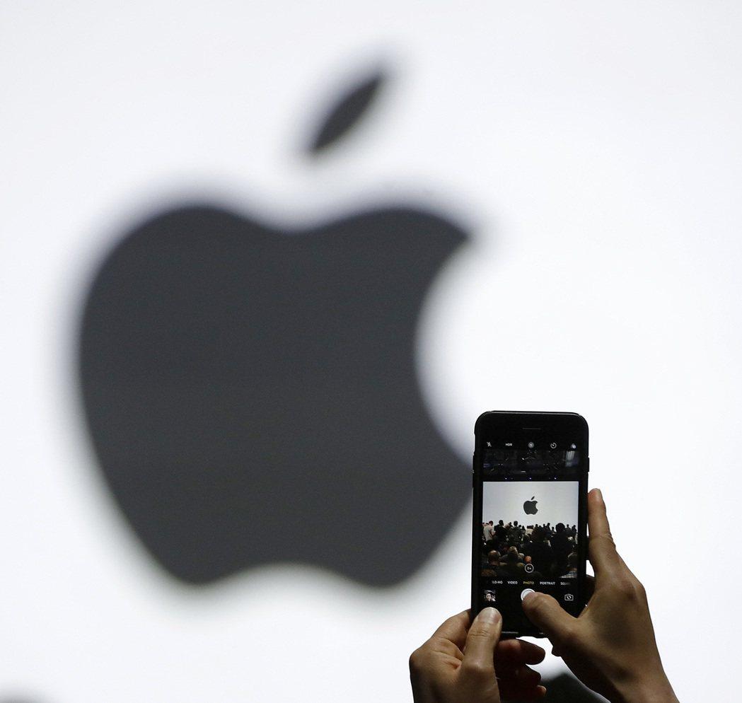 蘋果本周將發表的新款iPhone(暫稱iPhone 8) 美聯社