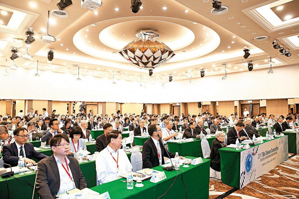 「行政院生技產業策略諮議會議(BTC)」9月5日到7日召開,包括各公協會、製藥、...