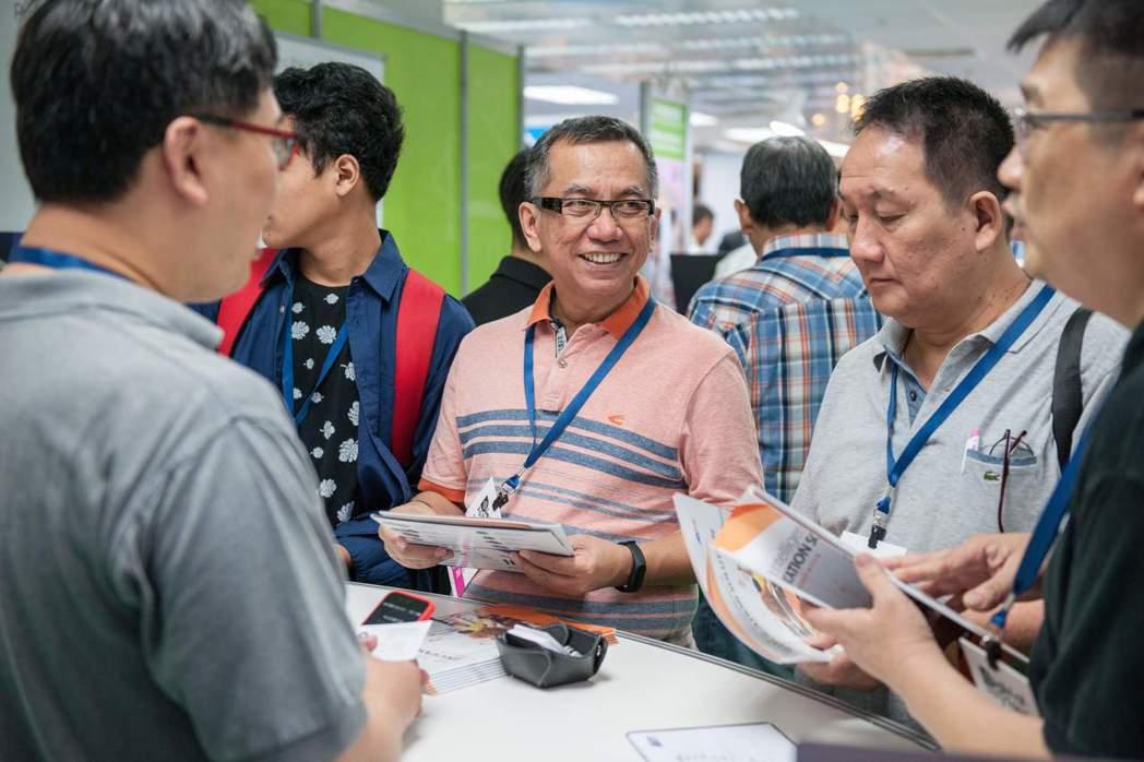 印尼文教部官員表示,臺灣智慧學習產業迅速發展值得學習。 業者/提供