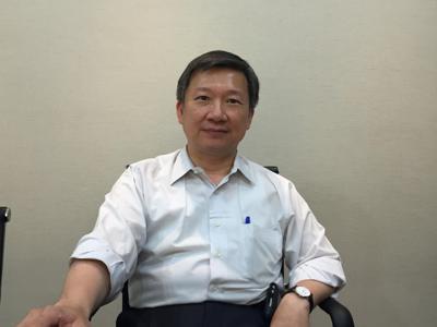 易威生醫董事長李世仁。 本報資料照片