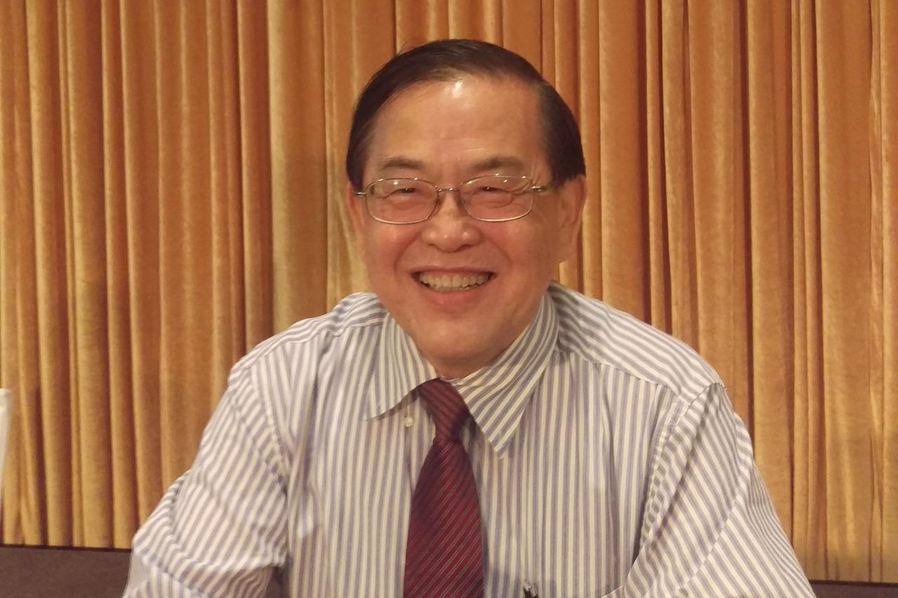 合晶董事長焦平海。聯合報系資料照/記者鐘惠玲攝影
