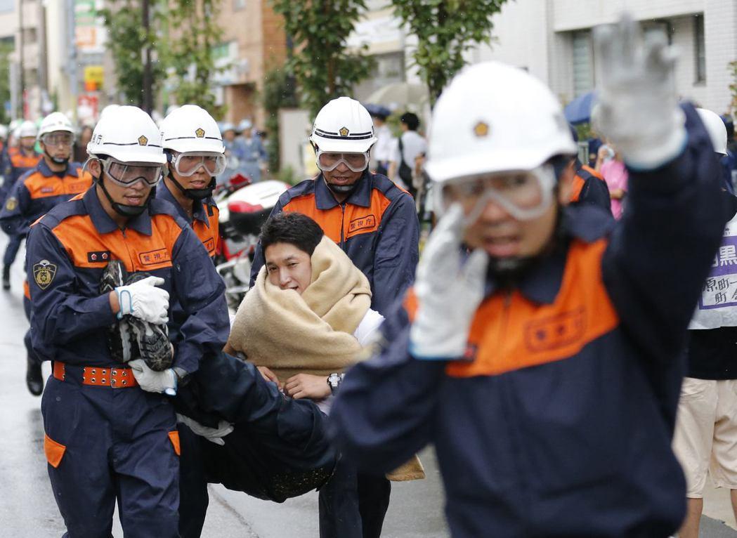 朝鮮飛彈並非一朝一夕的突發事件,因此日本政府在近年開始要求各地方政府,應著手進行...