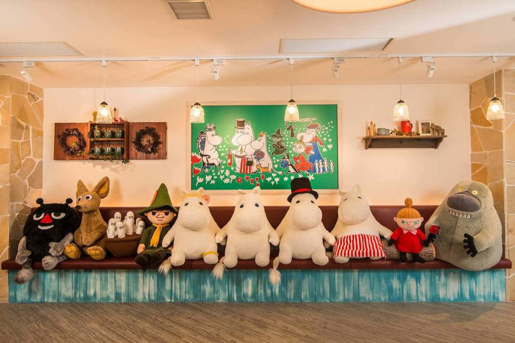 Moomin Cafe FB