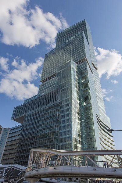 全日本最高的阿倍野海闊天空大廈,成為全新地標,也帶動了天王寺、阿倍野周邊的人氣。
